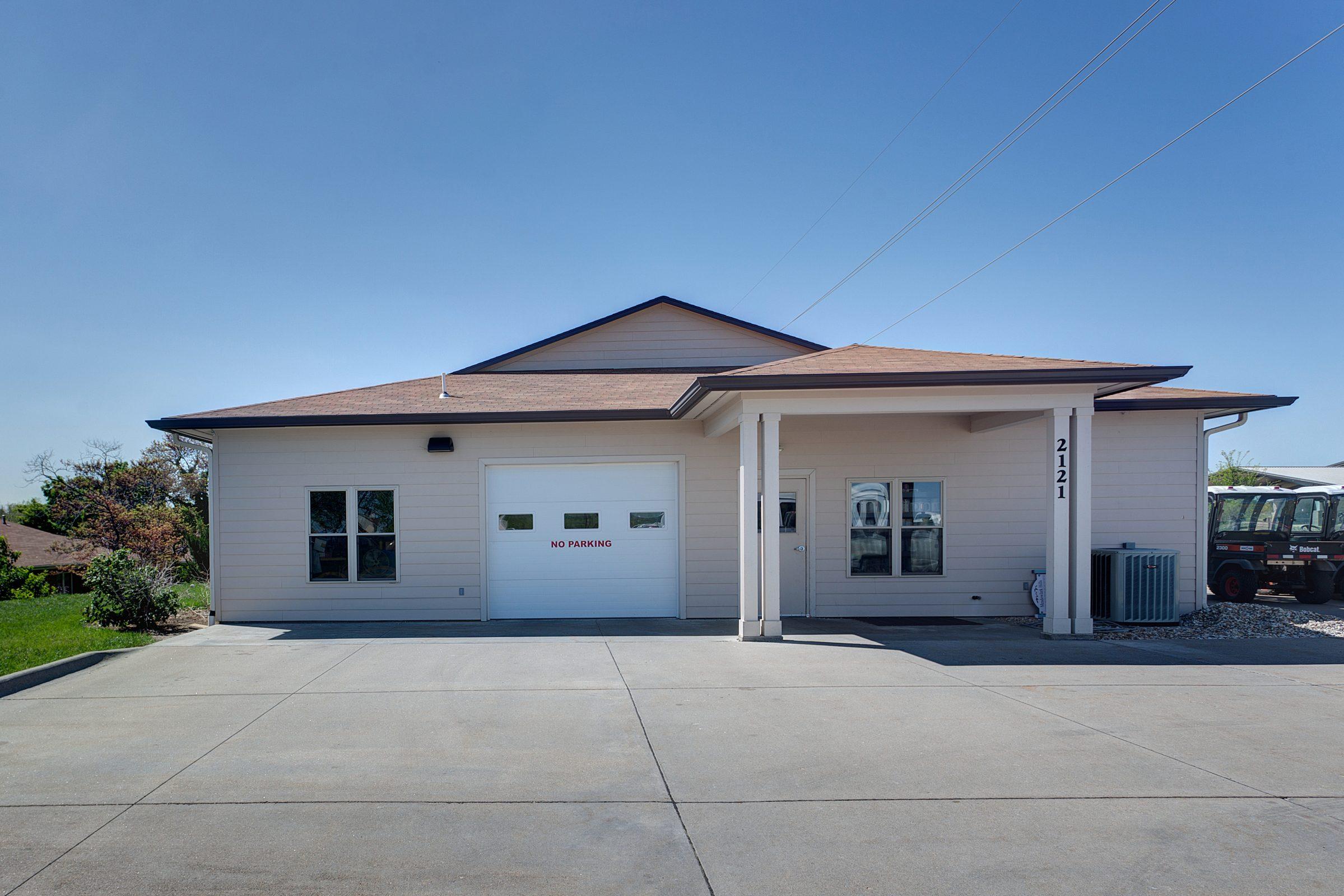 Meadowlark Hills Retirement Community Maintenance Facility