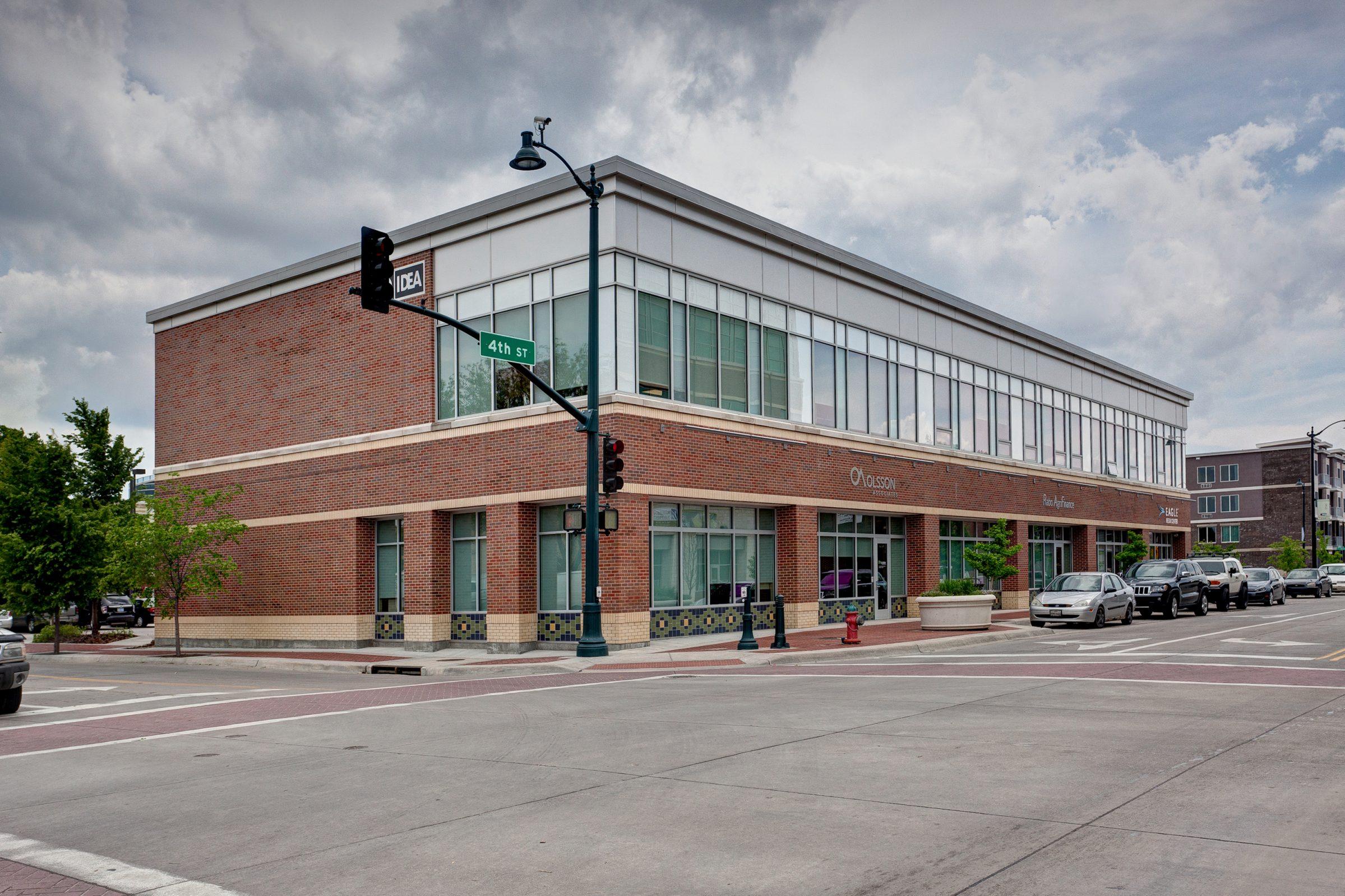 The IDEA Center Building