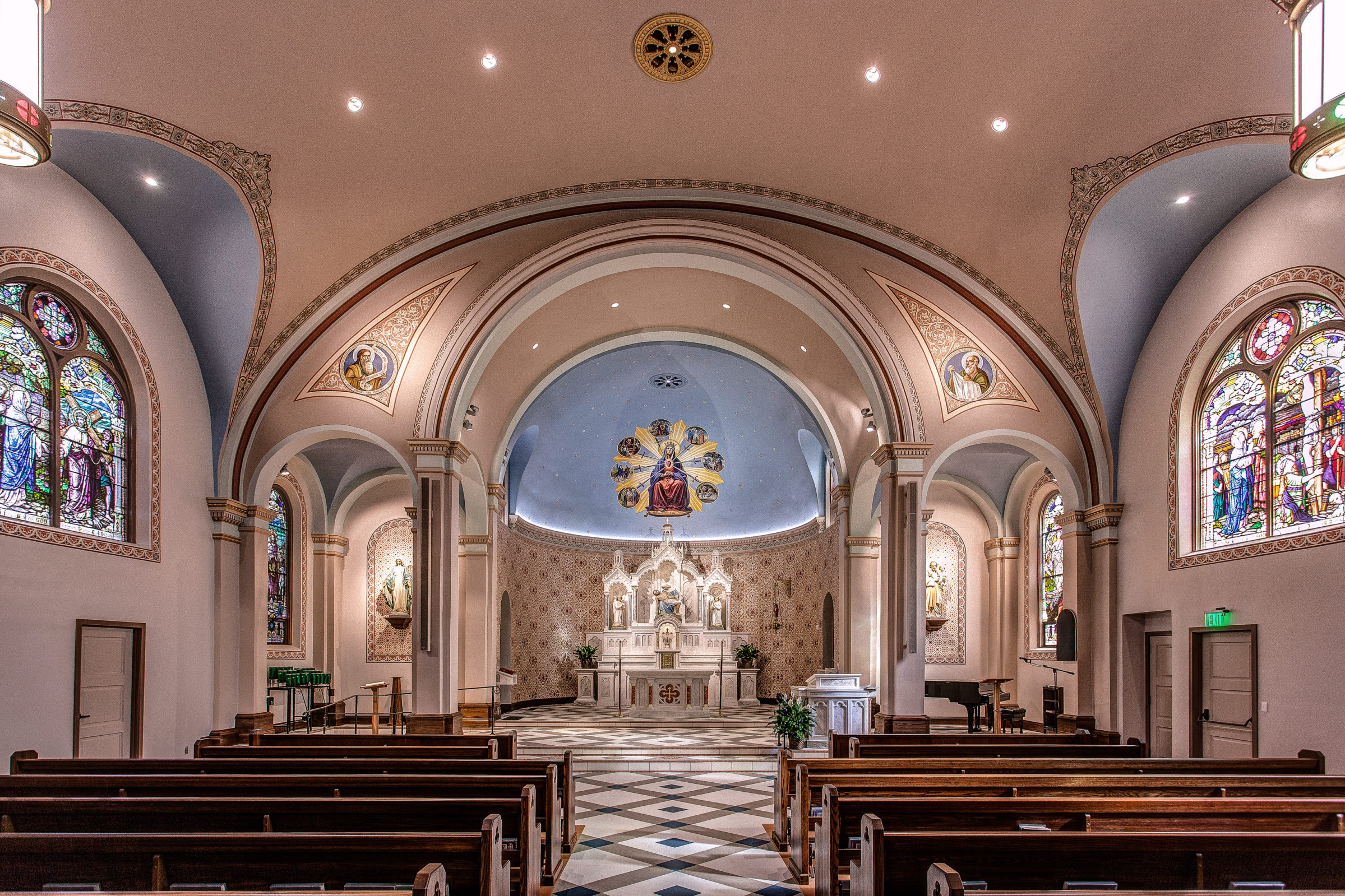 Seven Dolors Catholic Church