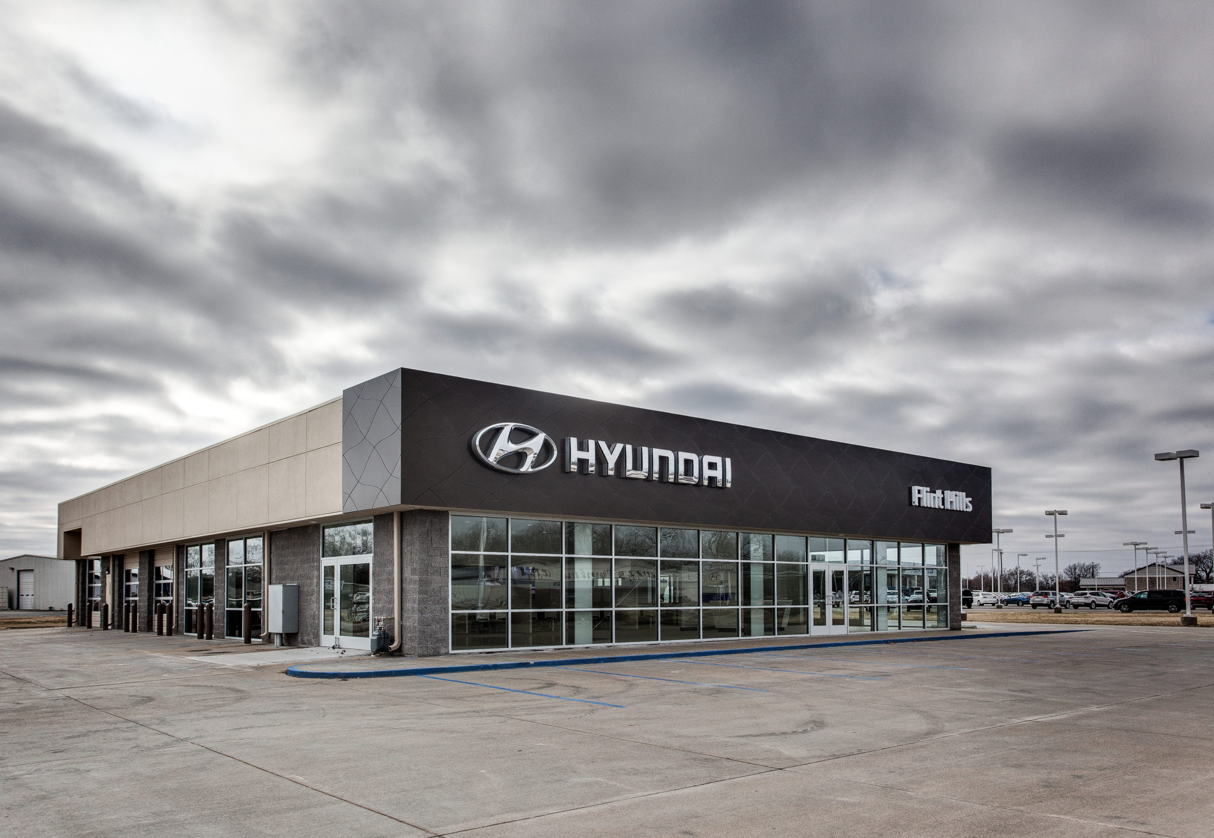 Flint Hills Hyundai Dealership