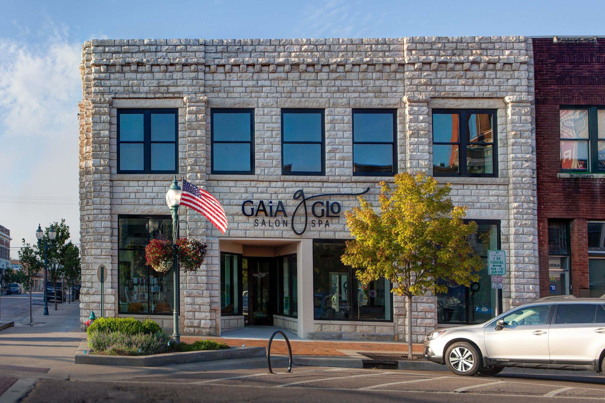 401 Poyntz Ave. – Gaia Salon