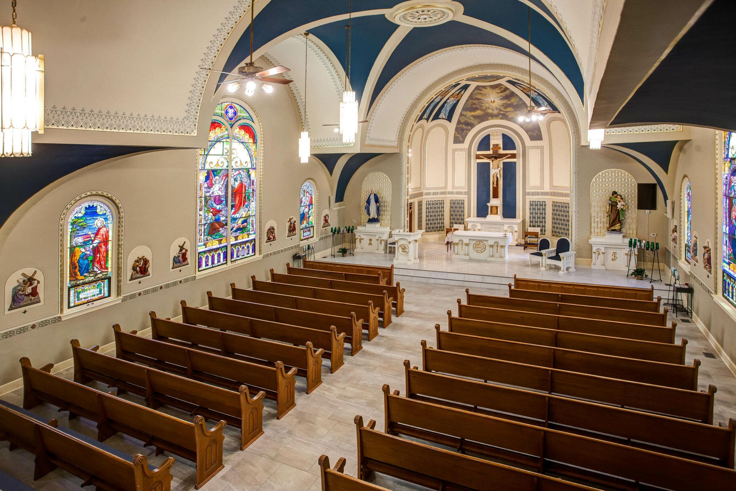 St John the Evangelist Catholic Parish Hall
